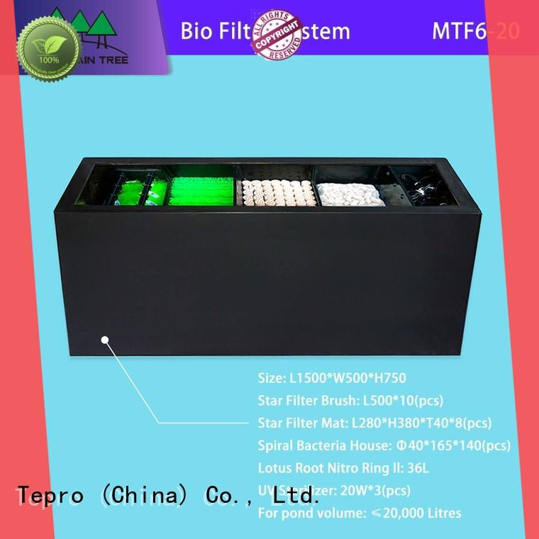 bactericidal bio filter brand for well water