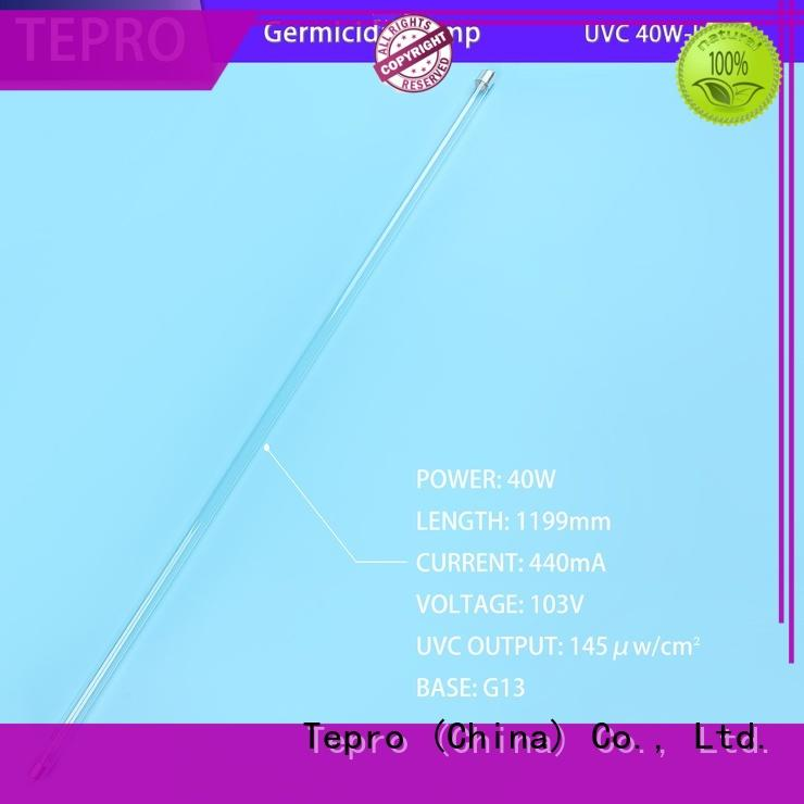 Tepro conventional uvb bulb customized