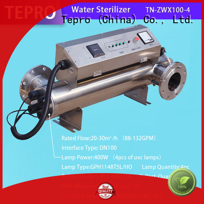 Tepro conventional uv light for well supplier for aquarium