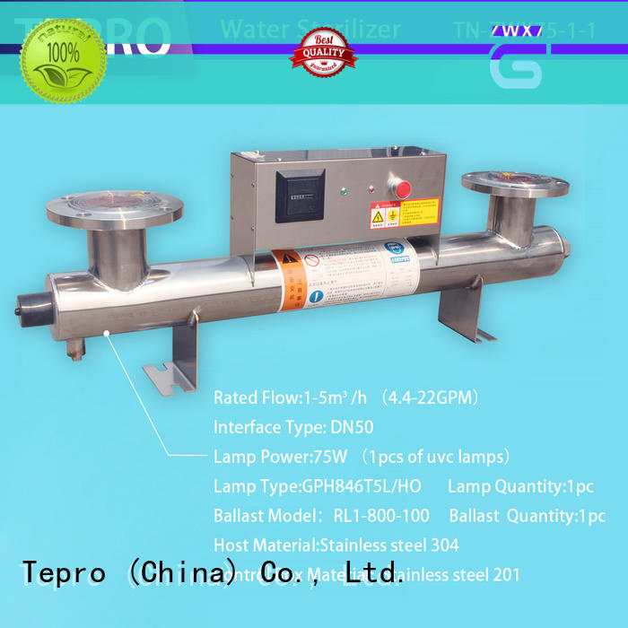 Tepro tube uv tube light supplier for aquarium