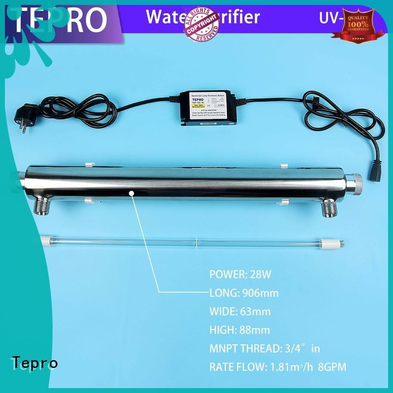 bactericidal uv antibacterial light 1000l customized for pools
