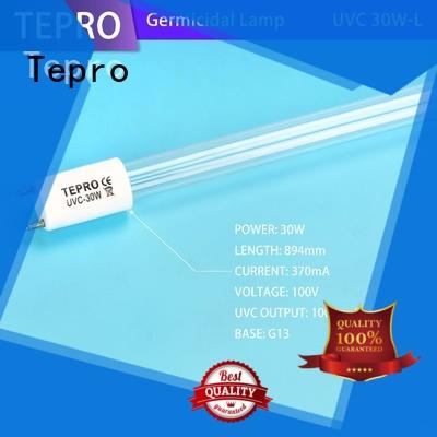 Tepro stainless steel uv antibacterial light manufacturer for aquarium