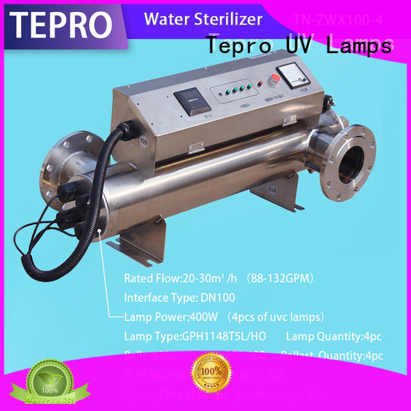 Tepro quality ultraviolet water purification system supplier for aquarium