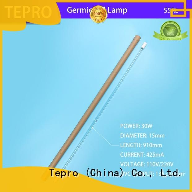 Tepro best ultraviolet lamp supplier