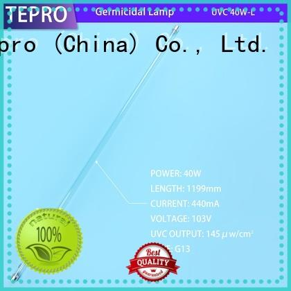professional ultraviolet b light bulbs spare parts for factory