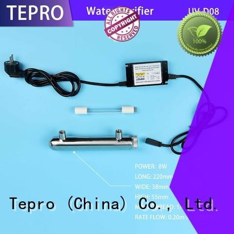 submersible uv light for air conditioner 6gpm manufacturer for fish tank