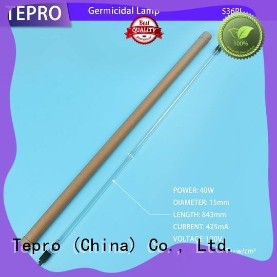Tepro sterilizing uv light for air conditioner supplier for fish tank