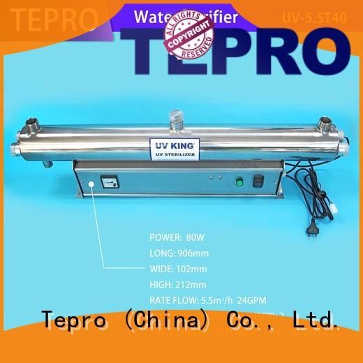 Tepro 212mm ultraviolet lamp manufacturer for fish tank
