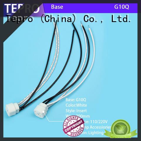Tepro lamp holder customized for nails