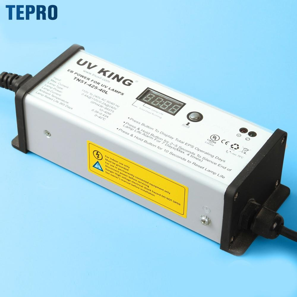 Tepro conventional uv lamp ballast circuit brand for fish tank-1