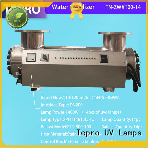 Tepro uv water filter system manufacturer for aquarium