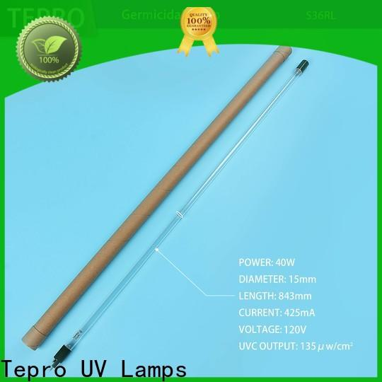 Tepro germicidal uvb fluorescent tube company for plants