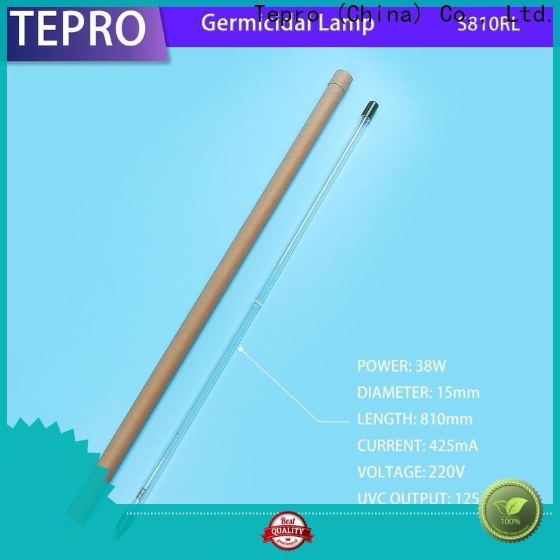 Tepro Custom reptile lights company for pools