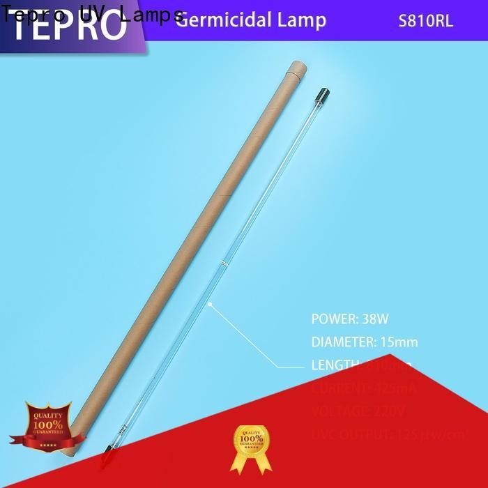 Tepro glass uv lamp shop factory for hospital