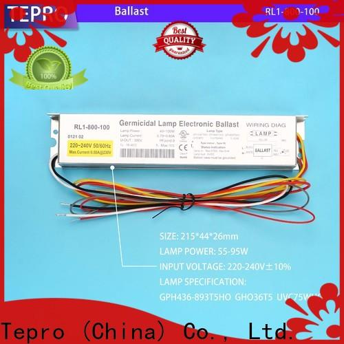 Tepro New uv c light bulb company for pools
