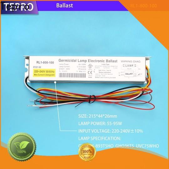 High-quality uv lamp ballast 10w manufacturers for plants
