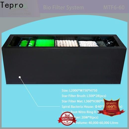 Tepro fish bio filter supply for pools