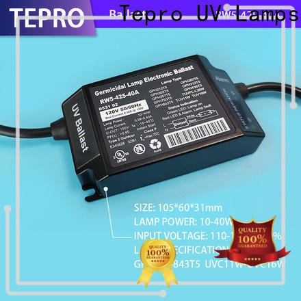 Tepro High-quality uv ballast suppliers for factory