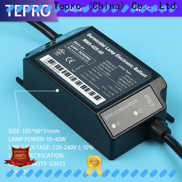 Tepro air tube light ballast manufacturers for laboratory