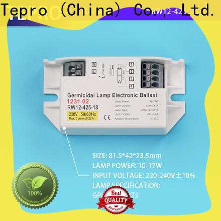 Tepro Top uv lamp ballast supply for laboratory