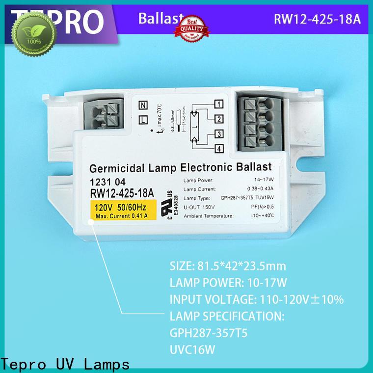 Tepro tn2800275u fluorescent light ballast suppliers for fish tank