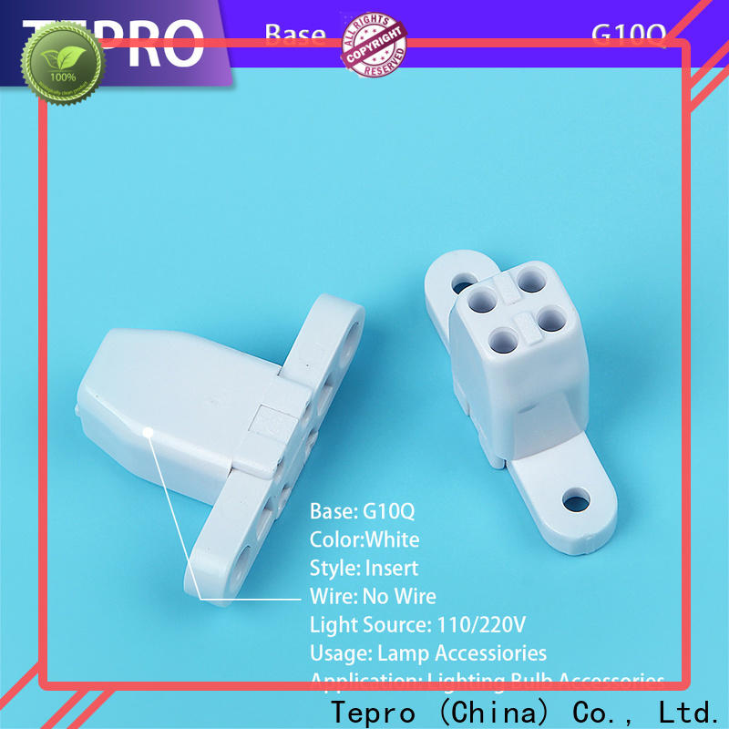 Tepro hardness light socket with cord and plug supply for hospital