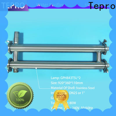 Tepro New good water purifier factory for pools