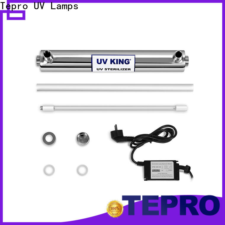 Tepro New ultra violet tube factory for fish tank