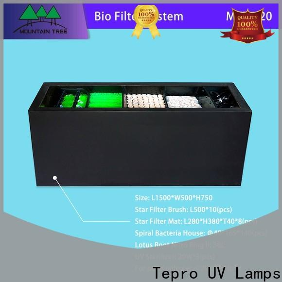 Tepro Top uv light disinfection supply for fish tank