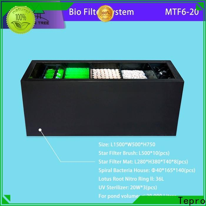 Tepro Wholesale fish tank filter manufacturers for pools