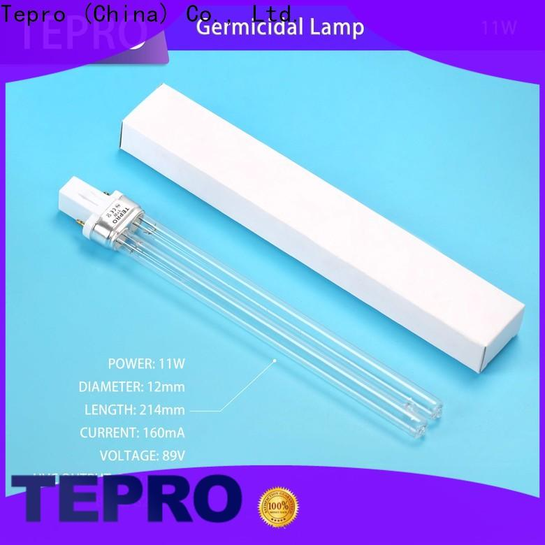 Tepro quality uv bulbs for reptiles supply for hospital
