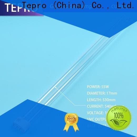 Tepro New gel polish and uv light company for hospital
