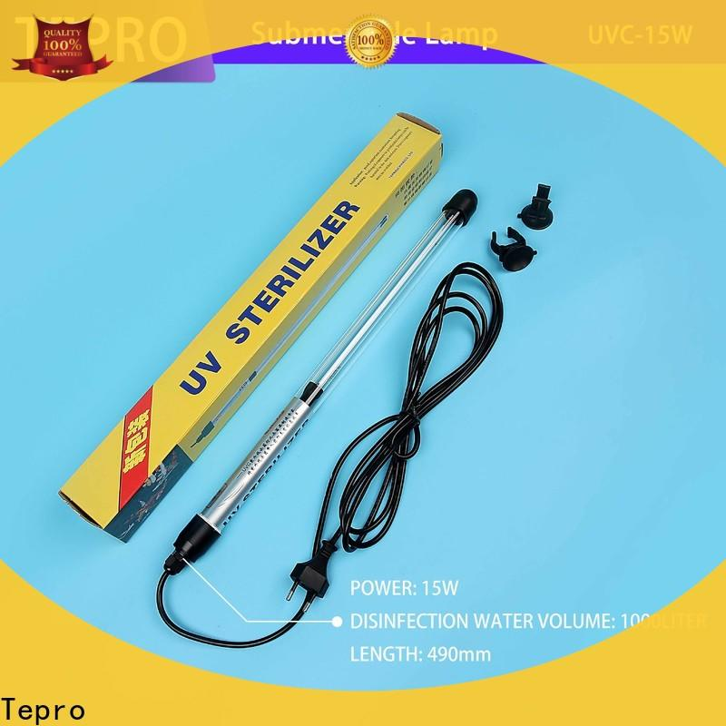 New ultraviolet light water purifier 15w supply for aquarium