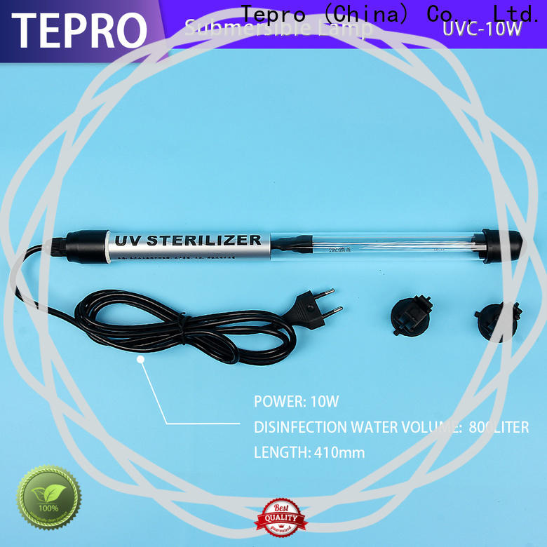 Tepro Custom uv tube price company for pools