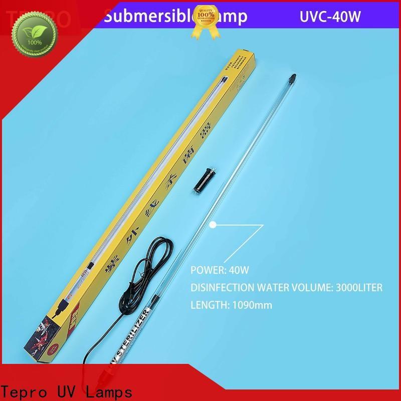 High-quality uv sterilizer bulb fishpond company for pools