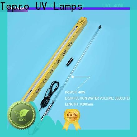 Tepro uvc20w uv black light fluorescent tubes company for well water
