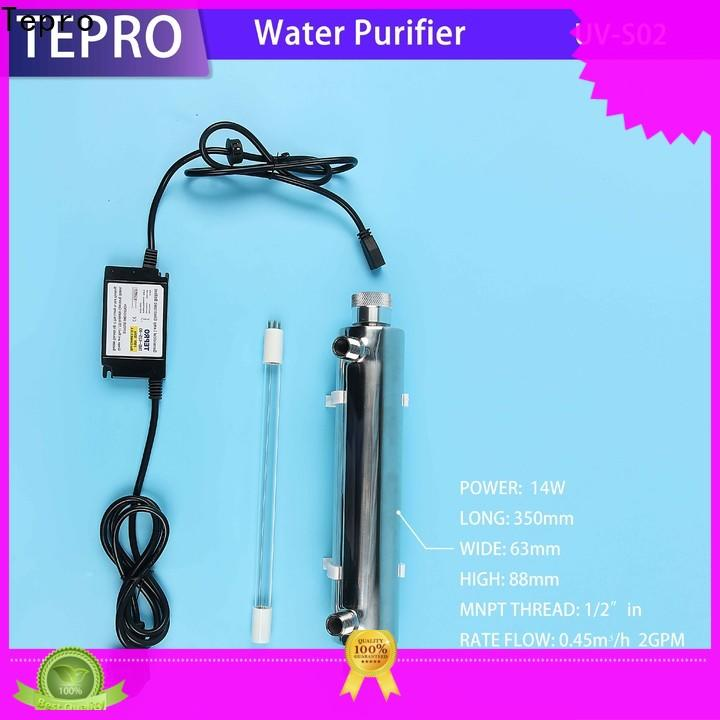 Tepro New portable uv lamp for business for pools