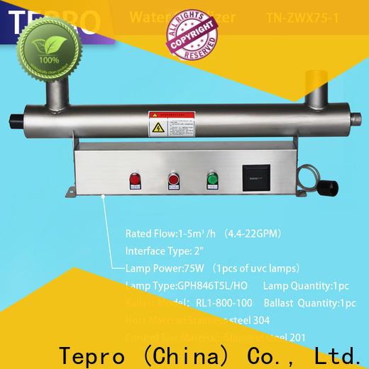 Tepro Top submersible uv light supply for aquarium