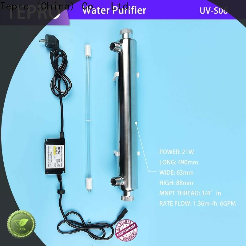 Tepro Wholesale water purifier system for home supply for hospital