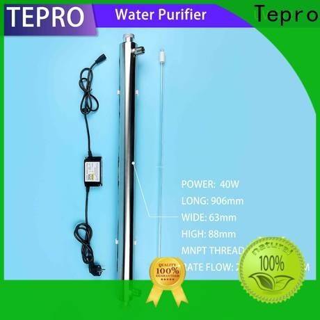 Tepro conventional new water purifier manufacturers for fish tank