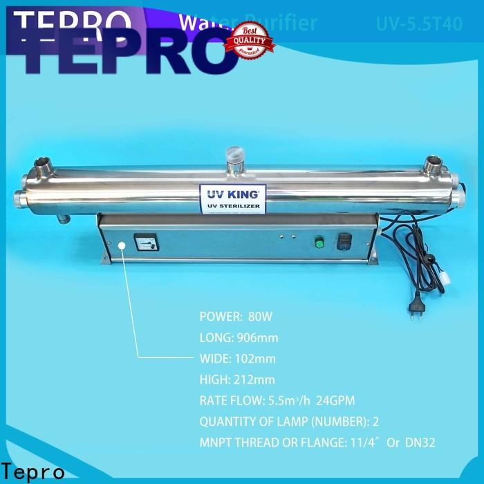 High-quality water purifier manufacturing process uvd08 suppliers for hospital