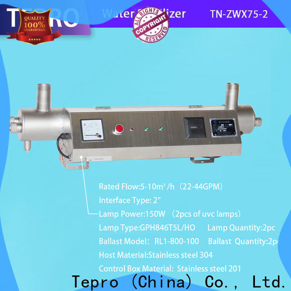 Tepro box residential uv water treatment system for business for aquarium