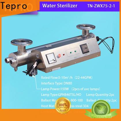Tepro Latest ultraviolet sterilizer fish tank company for hospital