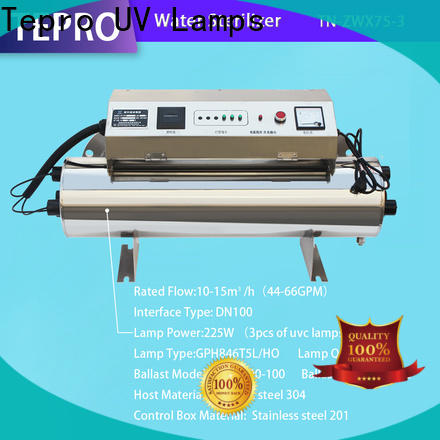Tepro 220v reptile lights factory for fish tank