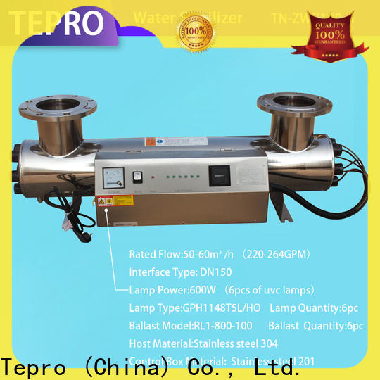 Tepro Wholesale uv lamp bulbs manufacturers for pools