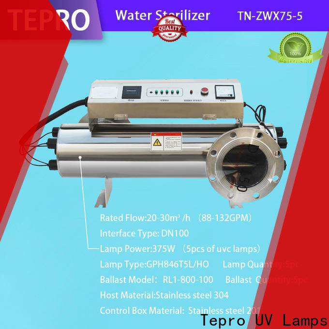High-quality saltwater uv sterilizer machine company for reptiles