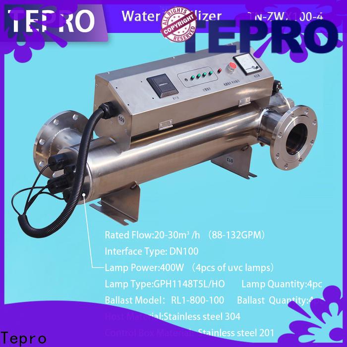 Tepro 150w used uv sterilizer for sale company for hospital