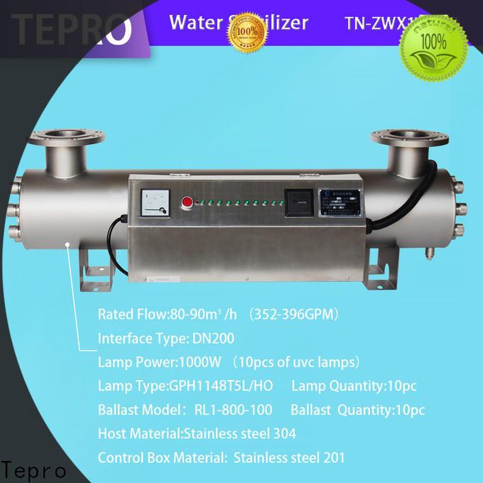 Tepro flange sterilizing light factory for pools