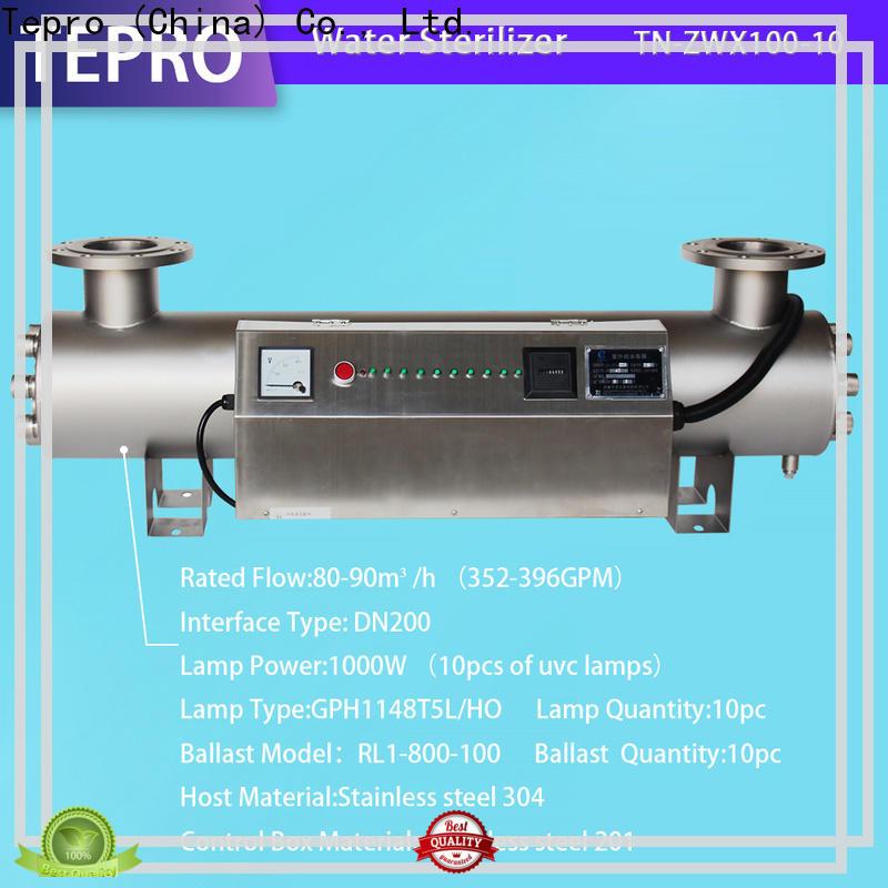 Tepro Latest diy uv sterilizer factory for aquarium