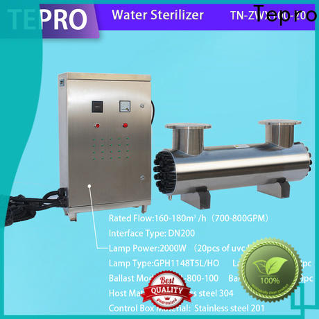 Tepro Best best pond uv sterilizer factory for reptiles